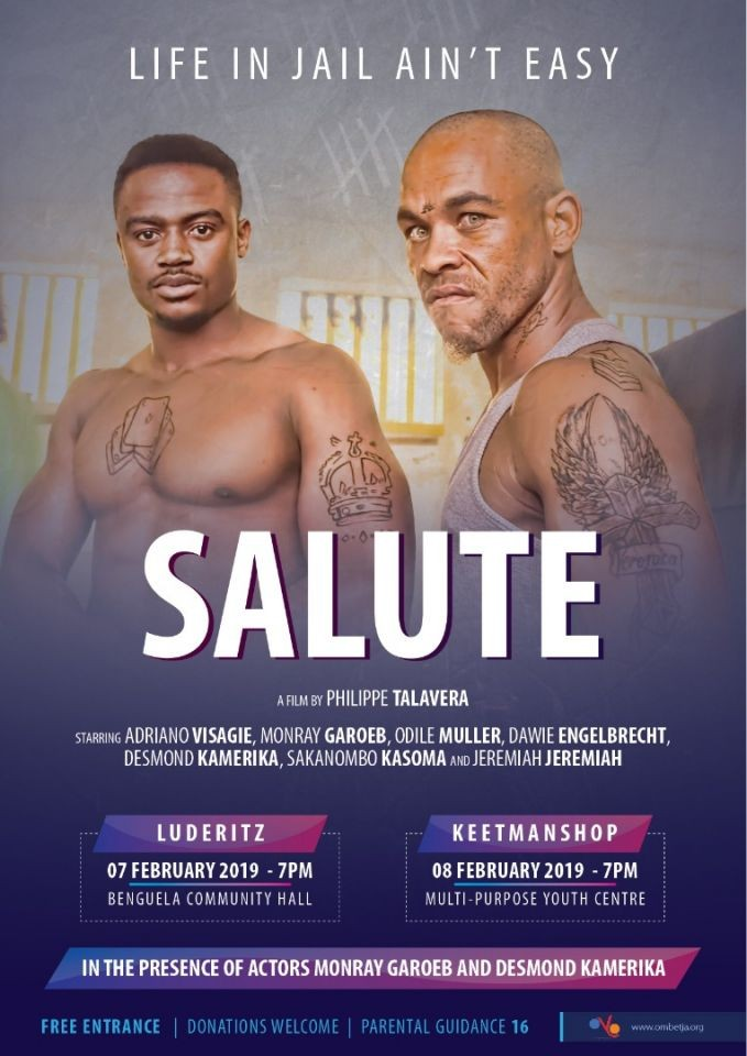 Salute is touring the South