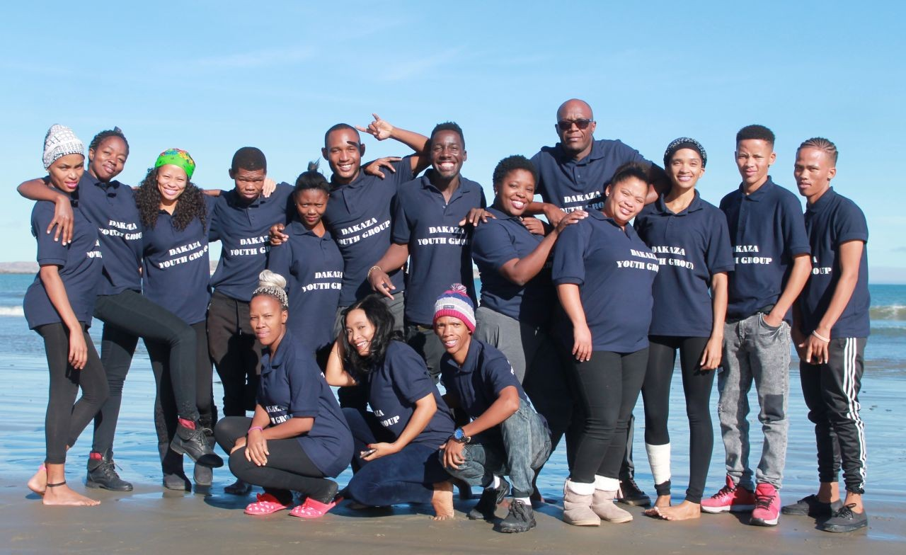 Karasburg Youth Group goes on tour