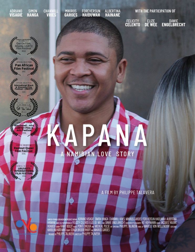 'KAPANA' IS HEADING TO LOS ANGELES – OFFICIAL SELECTION PAN AFRICAN FILM FESTIVAL 2021